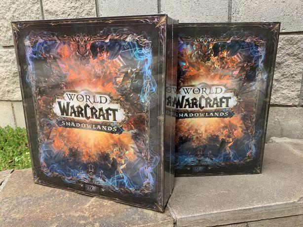 [Новая] World of Warcraft: Shadowlands Collector's Edition
