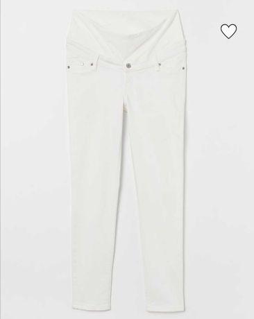Spodnie ciążowe h&m rozmiar 38