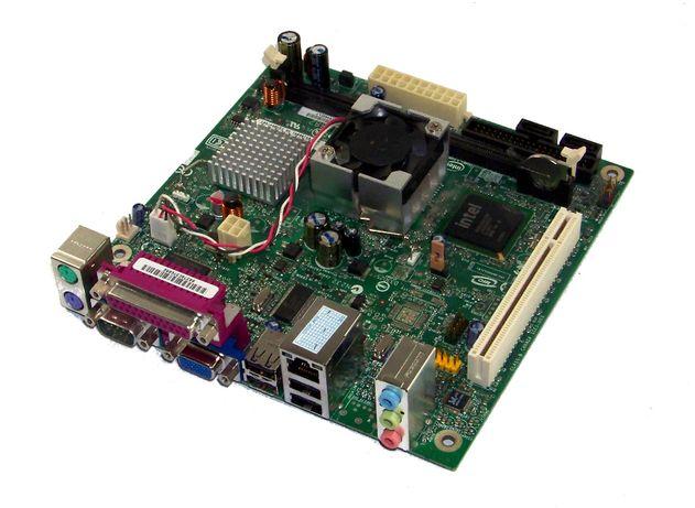 Материнская плата Mini-ITX Intel 945GCLF Intel Atom 230