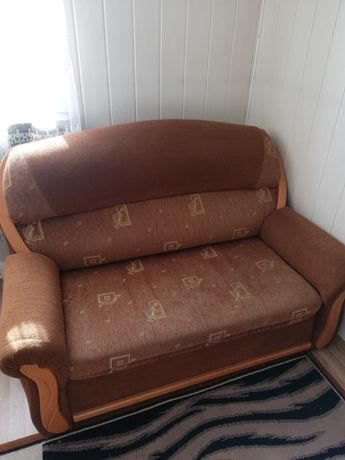 Sofa 2-osobowa rozkladana