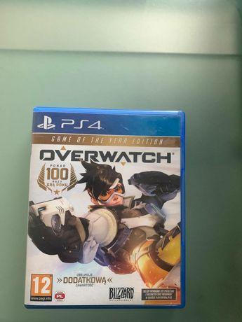 Overwatch диск для ps4
