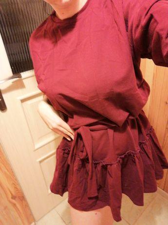 Nowa sukienka dresowa
