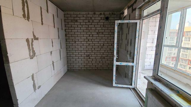 Продам квартиру 56 м2 с большой лоджией 17 м2 в сданном доме, Глушко