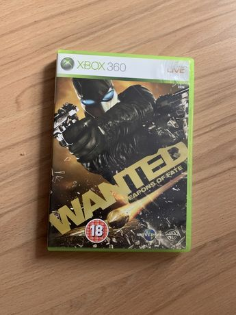 Gry xbox 360 wanted