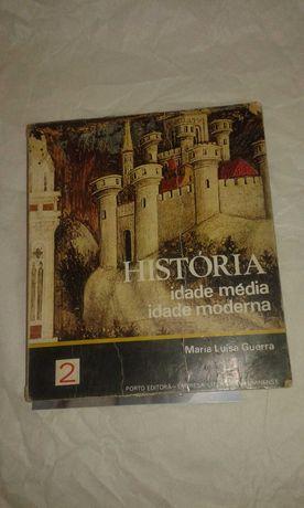 História - Idade Média e Moderna - Maria Luísa Guerra