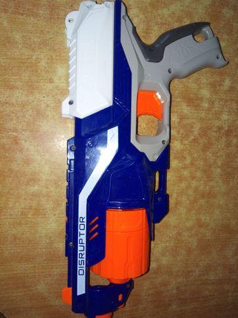 Пистолет NERF б/у