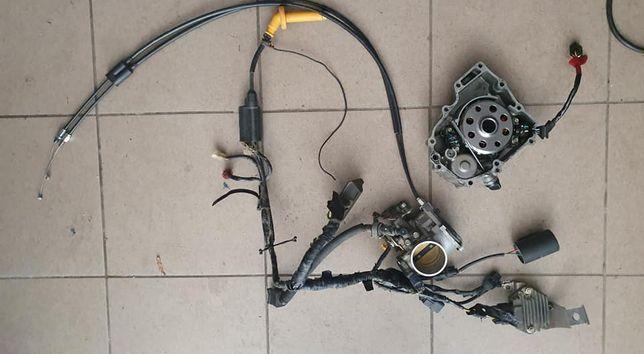 honda crf 250z 2010 cała elektryka magneto stator moduł