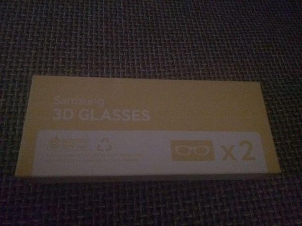 Okulary 3d, Samsung 3d glasses