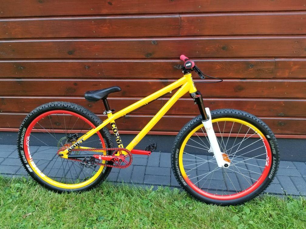 Rower dirt składany (enduro bmx dh fr full dartmoor ]