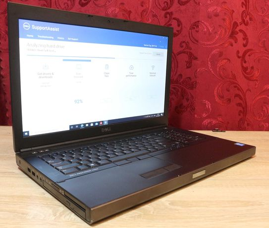 Ноутбук Dell Precision M6800 17.3 FHD/i7-4810MQ/16Gb/SSD512/FirePro