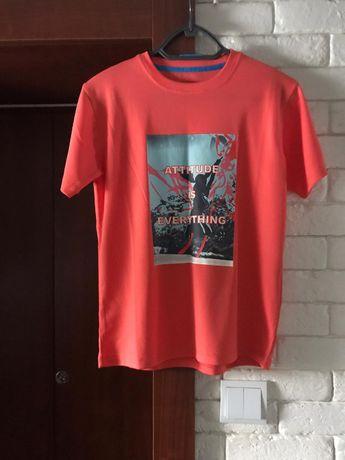 koszulka sportowa, chłopiec 11-12 lat