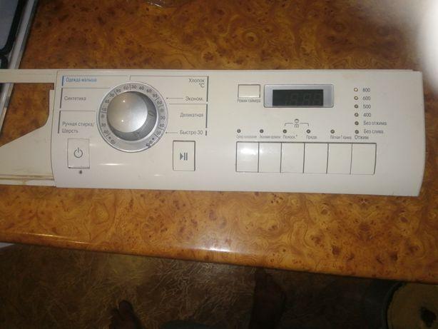 Плата со стиральной машины