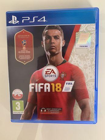 Fifa 18 - Sony PlayStation 4