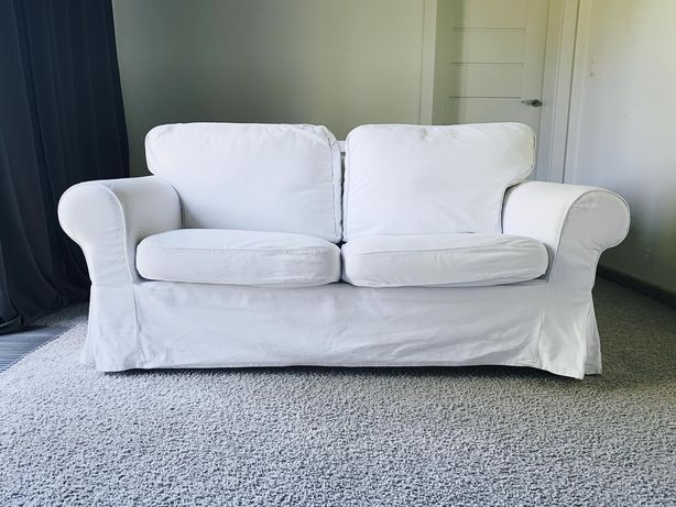 sofa IKEA EKTORP biała