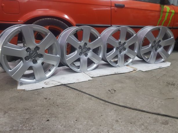 Felgi Aluminiowe Audi A6 R17 5x112-7.5J ET37
