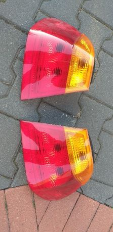 BMW 3 E46 Lampa Lewa Prawa Tylna Tyl Oryginal Bmw