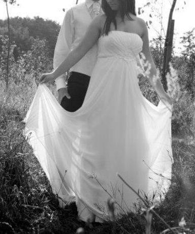 Sukania Ślubna Julia Rosa (może być ciążowa)