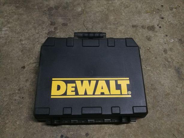 Nowa skrzynka narzędziowa wiertarka DEWALT model DWD
