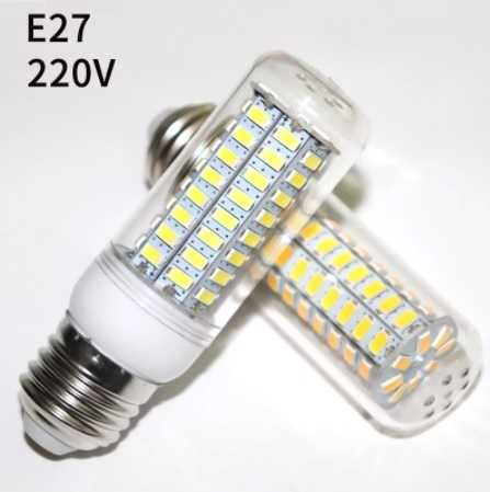 Lâmpada LED E27-69SMD-5730 (Novo)