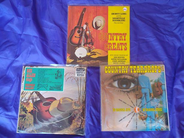 Vinyl Country 3 płyty