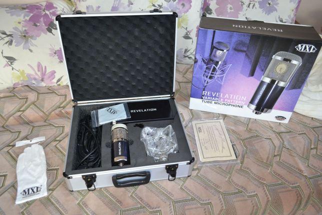 Мікрофон ламповий Marshall Electronics MXL Revelation ціна до 06.08.20