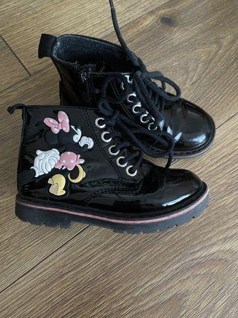 Zara ботинки черевички полуботинки