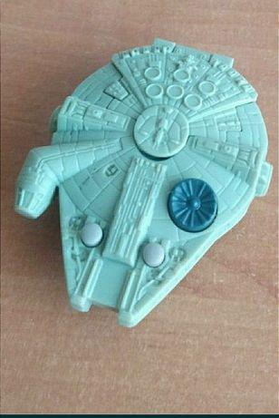 Statek STAR WARS zabawka z grą