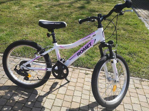 Rower Romet kids edition dziecięcy kola 20 bardzo dobry stan