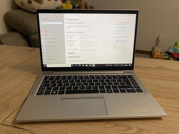 Ноутбук HP EliteBook 845 G7 AMD Ryzen 5 4650U/16gb/256gb/14 FHD IPS