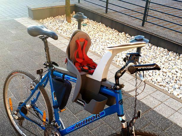 Foteliki rowerowy przedni Weeride do 15 kg