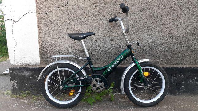 Детский велосипед, колёса 16.
