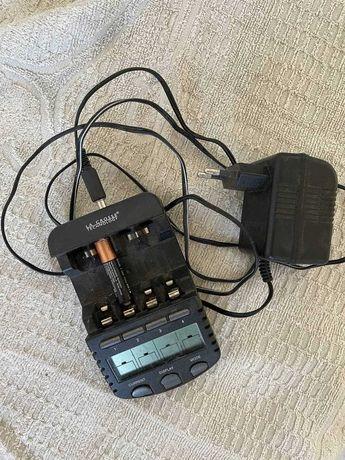Интелектуальное зарядное устройство TechnoLine BC-700 AA AAA