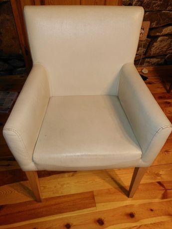 Pilnie sprzedam! Skórzane fotele- 2 sztuki