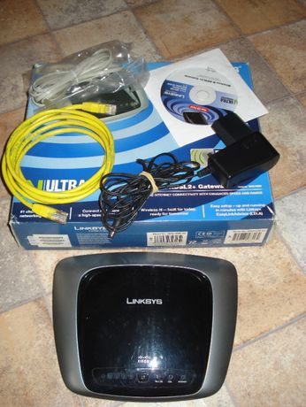 Router modem cisco linksys