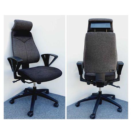 Fotel biurowy Kinnarps 6000 free float ergonomiczny