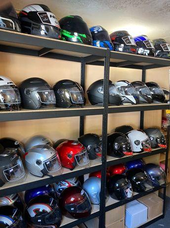 Шлемы открытый 3/4/Шлемы со стеклом/Мотошлемы/Yamaha Jog/Honda Dio