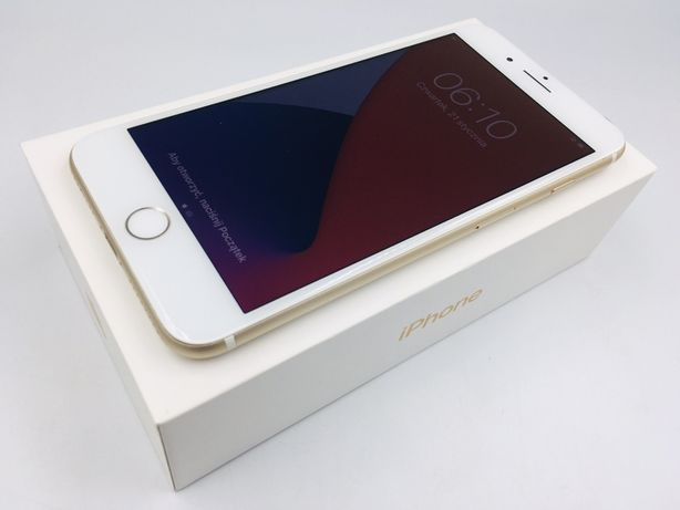 iPhone 7 PLUS 32GB GOLD • NOWA bateria • GWAR 1 MSC • AppleCentrum