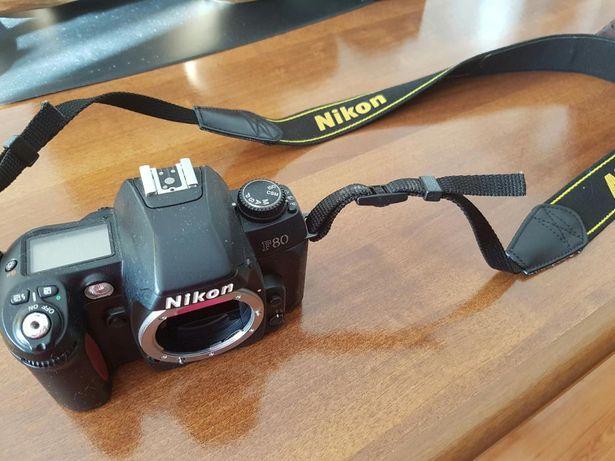 """Nikon F80 """"Black"""""""