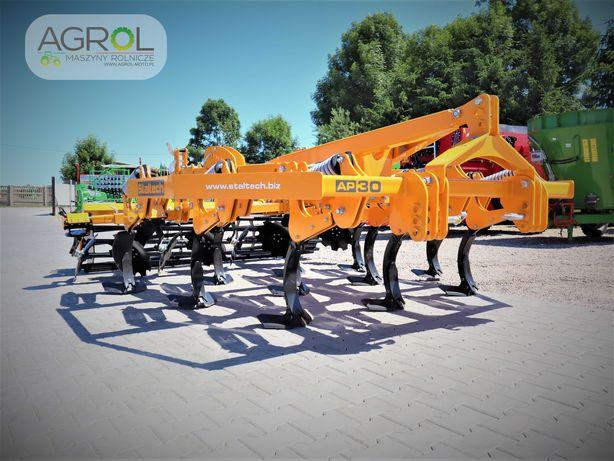 Agregat Podorywkowy AP firmy STALTECH 2,5 - 3 - 3,5m Agrol ADAMOWO