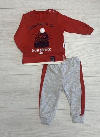 Детский костюм комплект 2в1