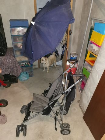 Cadeira de passeio, bebé e criança