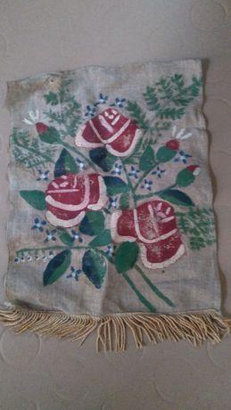 Serwetki malowane ręcznie XIX wiek