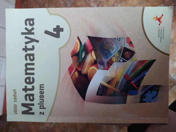 Matematyka z plusem 4 - zbiór zadań