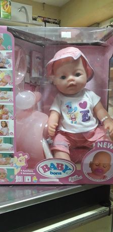 Лялька BABY born!!!