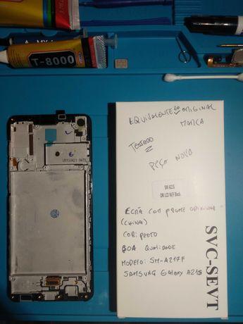 Ecrã LCD Samsung Galaxy A21S(novo)