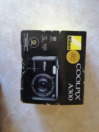 Nowy Aparat Cyfrowy Nikon Coolpix A300