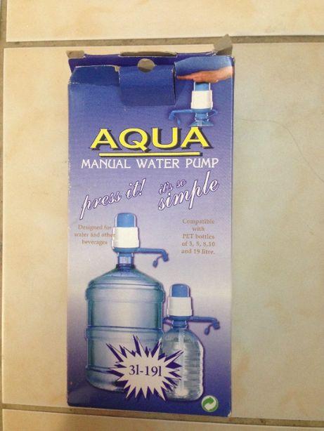Ręczna pompa wodna