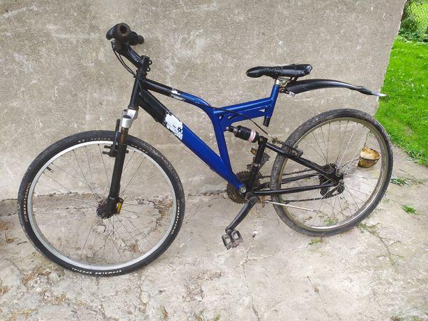Велосипед 26 колеса, 21 передача