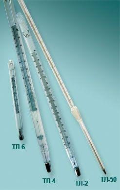 Термометр лабораторный со шлифом тл-14 градусник, посуда лабораторная