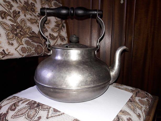 Чайник  латунный СССР 2.8 литра